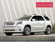 Download Vehicle Brochure - Barnes Wheaton Chevrolet Buick GMC