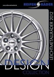 CoLLECTIoN - Reifen + Räder