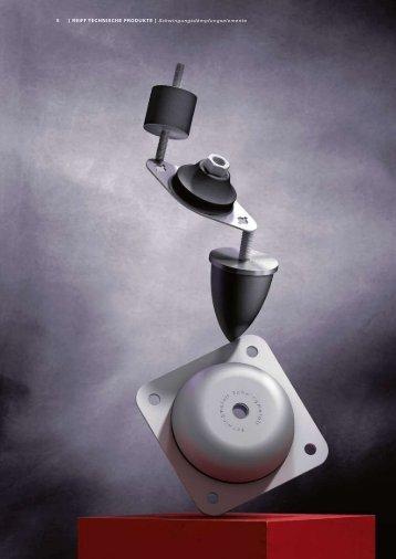 Schwingungsdämpfungselemente - Roller Belgium