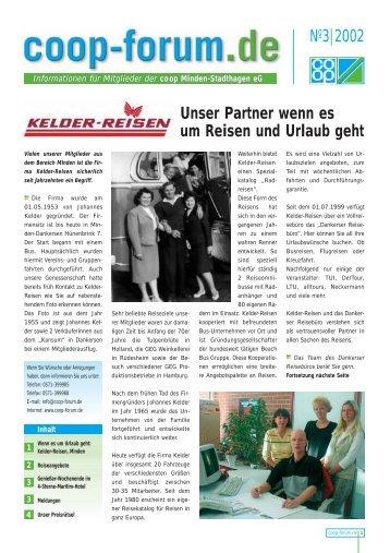 3 Warengutscheine a` 50,– E vom Kaufhaus Hagemeyer - co op Minden ...