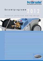 Produktkatalog 2012 - Reiko