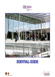 Survival Guide 10_General RMS_210709 - Reims Management ...