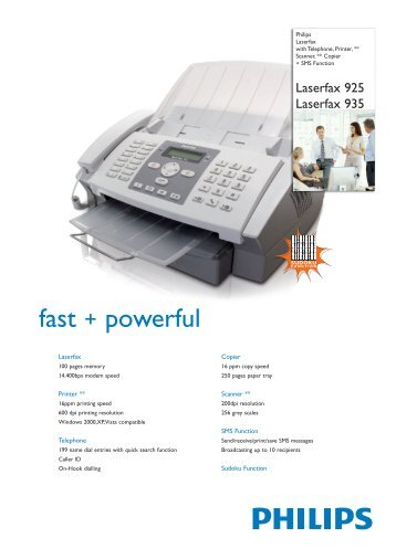 Philips laserfax 935 driver for mac