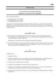 Satzung der Stadt Reinbek über die Erhebung von ...