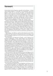 Vorwort - Ernst Reinhardt Verlag