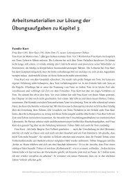 Arbeitsmaterial - Ernst Reinhardt Verlag