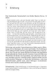 1 Einleitung - Ernst Reinhardt Verlag