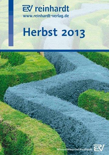 Oder PDF hier kostenlos downloaden! - Ernst Reinhardt Verlag