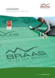 Verlegeanleitung - Braas
