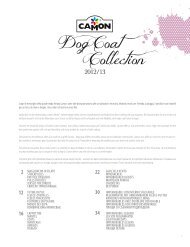 Dog Coat Collection - Camon
