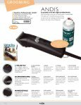 Fellpflegezubehör – Grooming tools – Accessoires de ... - Camon - Page 2