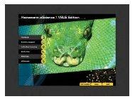 Screen shots from Heinemann eScience 1 VELS ... - Pearson Australia