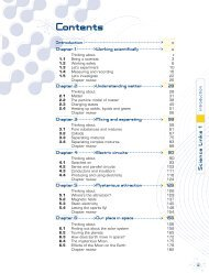 Sample pages from Heinemann Science Links 1 VELS Edition ...