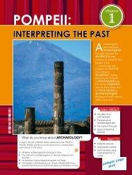 interpreting the past