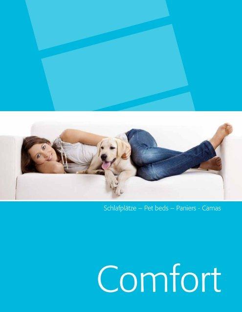 Schlafplätze – Pet beds – Paniers - Camas - Produkte24.com