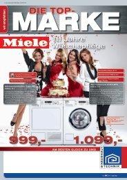 An alle Haushalte P3554 Miele 10-2012/116