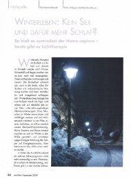 Text: Kersnn Klamroth Fotos: Rolve_sxc/Matthew ... - by reinmein.info