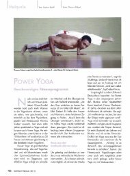 POVvER YOGA - by reinmein.info