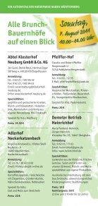 Landschaftspflege mit Messer und Gabel - reinmein.info - Seite 2