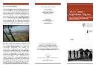 Talk im Tower August-Euler-Flugplatz - by reinmein.info