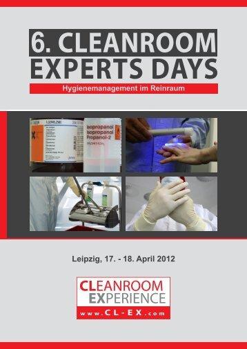 cleanroom experience - Reinraum-Akademie