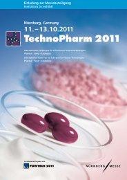 TechnoPharm 2011 - Reinraum-Akademie