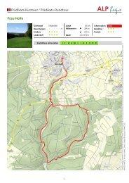 Prädikats-Kurztour / Prädikats-Rundtour Frau Holle - Reinsfeld