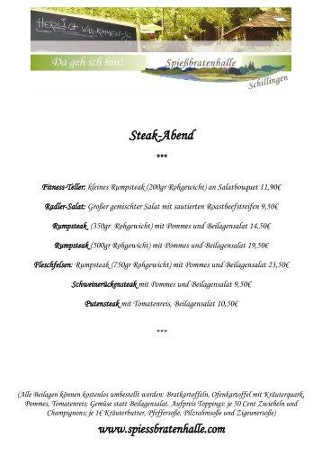 Empfehlungskarte Ostern - Reinsfeld