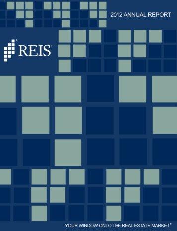 2012 Annual Report - Reis.com