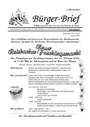 Das Vergnügen am Faschingssonntag, den 22. Februar 2009, ab 11 ...