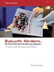 SPfS - Dokumentation Zukunft fördern - familientext.de