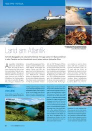 Land am Atlantik - REISE-aktuell