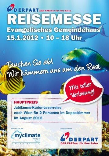 Reisemesse - Derpart Reisebuero Bayreuth