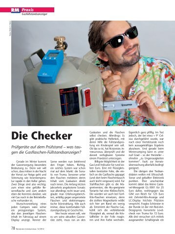 Die Checker - Reisemobil Interaktiv