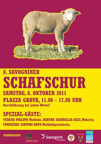 SCHAFSCHUR - Reisemobil Interaktiv