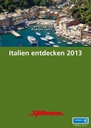 Italien entdecken 2013 - Kunstreisen