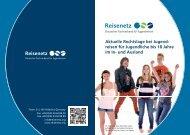reisen für Jugendliche bis 18 Jahre im In- und Ausland - Reisenetz
