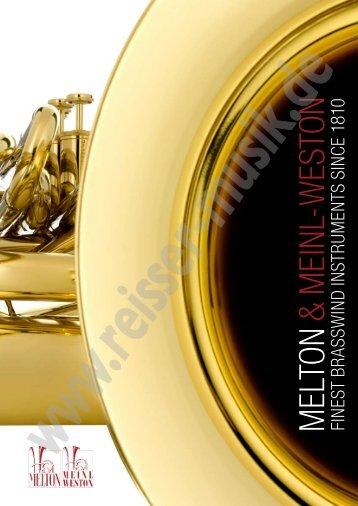 Melton Gesamtkatalog - Reisser Musik