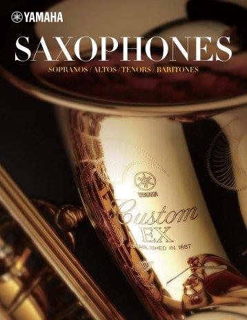 Saxophones - Reisser Musik