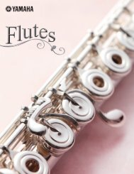Alto Flutes - Reisser Musik