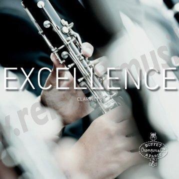 Clarinets - Reisser Musik