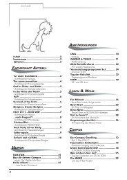 Überschrift 1 - Reisswolf