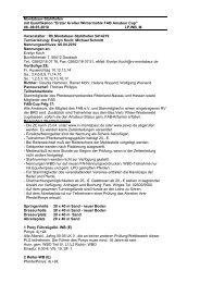 08.-09.05.2010 LP,WB, M Veransta - Reiterhof Montabaur