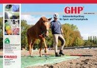 Gelassenheitsprüfung für Sport- und Freizeitpferde - Vorreiter ...