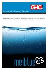 Kontrola Měření Regulace Dávkování - GHC Invest