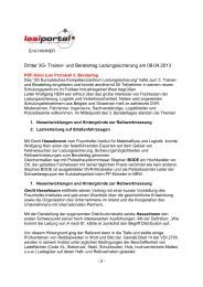 Bericht über den 3G-Trainer-und Beratertag Ladungssicherung (pdf ...