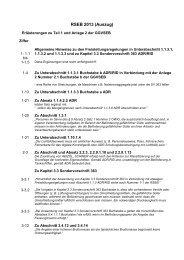 RSEB 2013 (Auszug) - LasiPortal.de