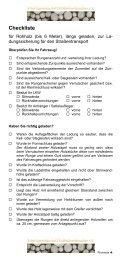 Holz Checkliste - LasiPortal.de