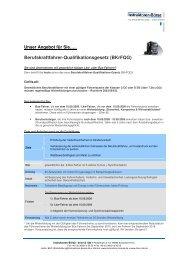 Berufskraftfahrer-Qualifikationsgesetz (BKrFQG) - LasiPortal.de