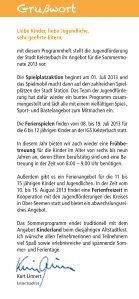 Sommerferien Programm 2013 - Kelsterbach - Seite 2